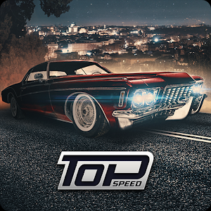 Top Speed: Drag & Fast Racing icon do Jogo