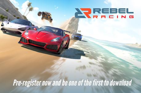 Rebel Racing 8