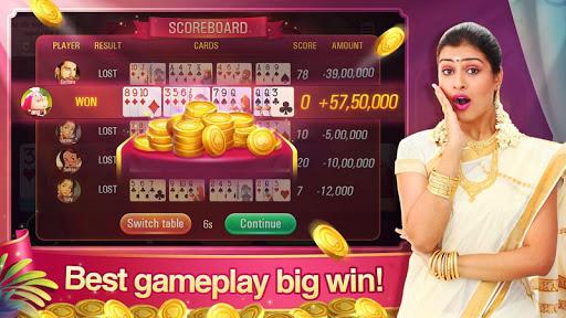 Rummy Plus - Callbreak Indian Online Card Game 2.487 screenshots 3