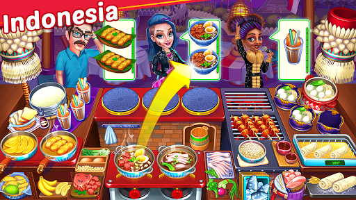 Cooking Express 2:  Chef Madness Fever Games Craze modavailable screenshots 17