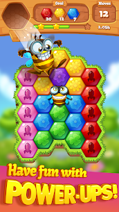 Bee Brilliant Blast 1.6.0 MOD (Unlimited Coins/Lives) 2