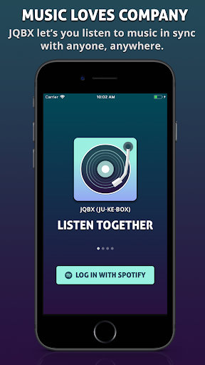 JQBX: Discover Music Together 47.0 screenshots 1