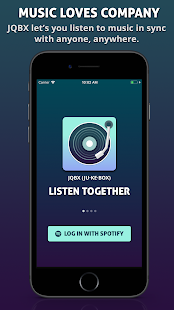 JQBX: Discover Music Together- screenshot thumbnail