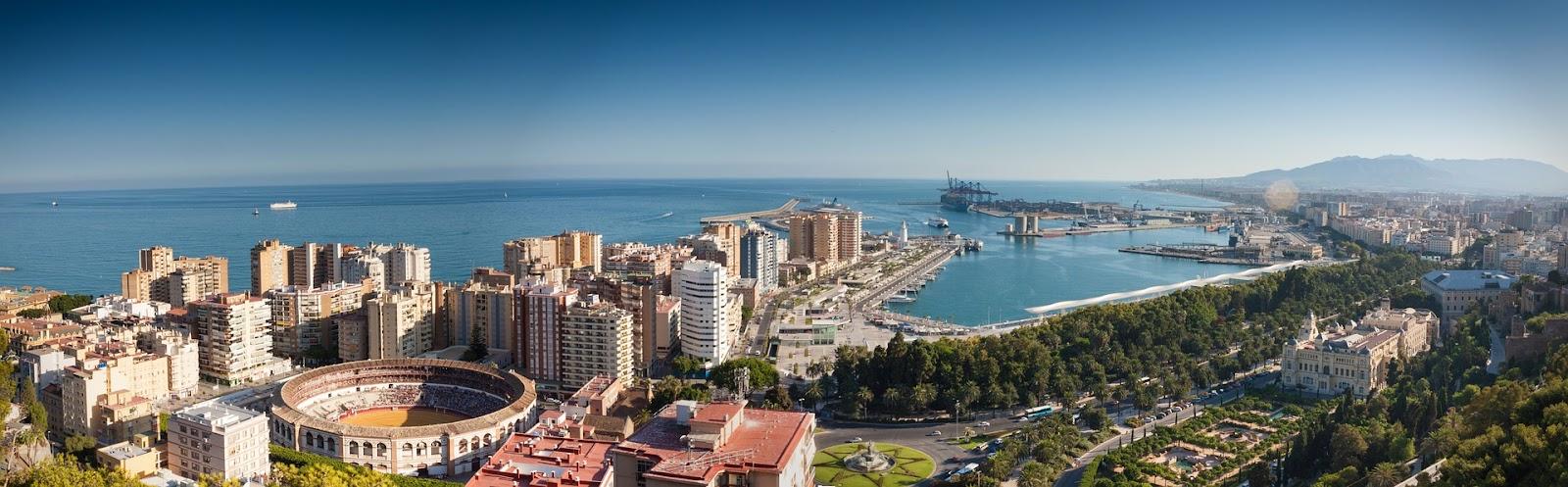 historia de Málaga antigua
