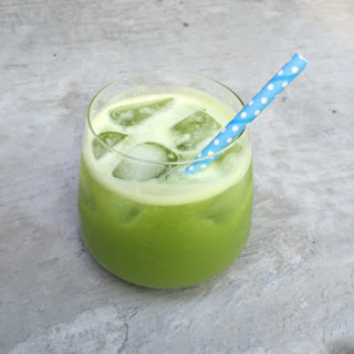 Cucumber Apple Green Juice