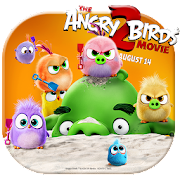 Angry Birds 2 Game Themes && Live Wallpapers