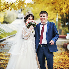Wedding photographer Magomed Aliev (MagaFoto). Photo of 26.10.2017