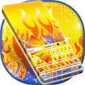 Digital Fire Keyboard icon