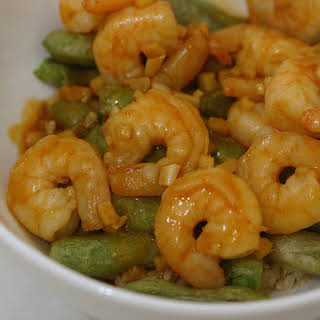 Sweet-and-Sour Shrimp.