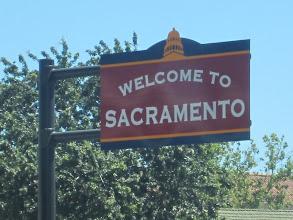 Photo: The capital of California!