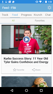 Kurbo Health Coaching- screenshot thumbnail