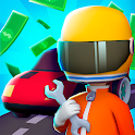 Pit Crew Heroes - Idle Racing Tycoon icon