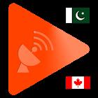 Urdu satélite desde Canadá icon