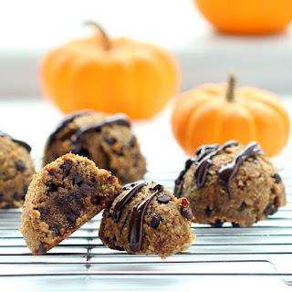 Mocha Pumpkin Scones (Gluten-Free, Vegan, Refined Sugar-Free, Oil-Free)