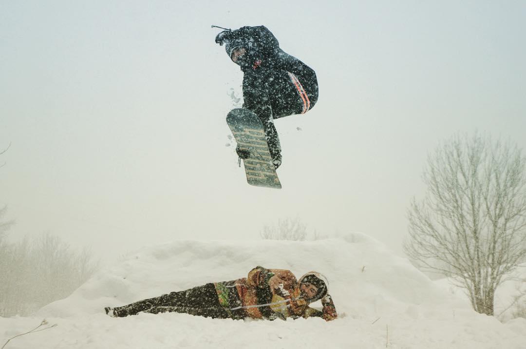 Amici per la neve! di Steo