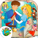 Classic bedtime stories icon