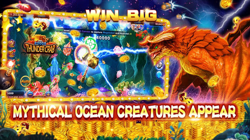 Gold Storm Casino - Asian Fishing Arcade Carnival 1.0.39 screenshots 7