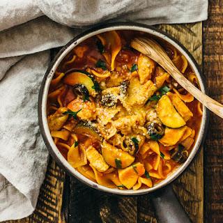 Chicken Black Olives Pasta Recipes.