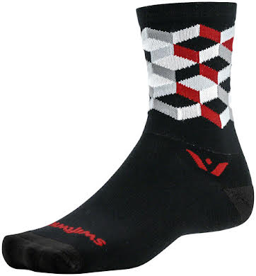 Swiftwick Vision Five Dimension Socks - 5 inch alternate image 1