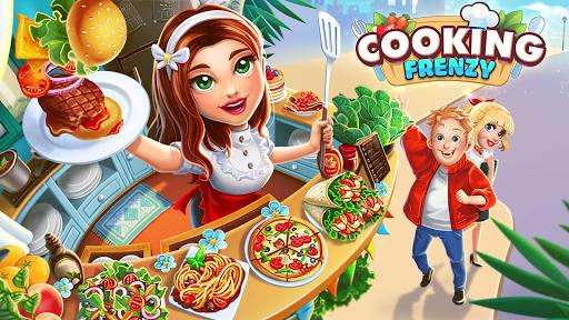 Cooking Frenzy: Craze Restaurant Cooking Games 1.0.1 screenshots 1