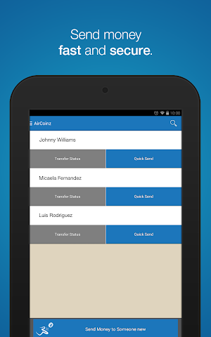android AirCoinz Screenshot 9