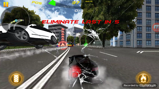 Car Racing 3D - War For Speed- screenshot thumbnail
