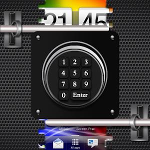 Gate Screen Locker