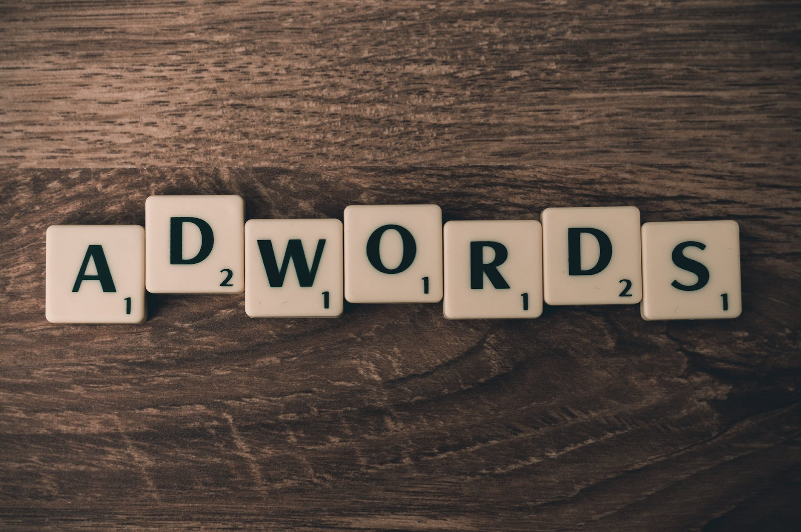 the word adwords