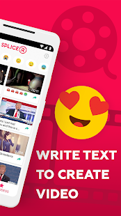 create video by writing text
