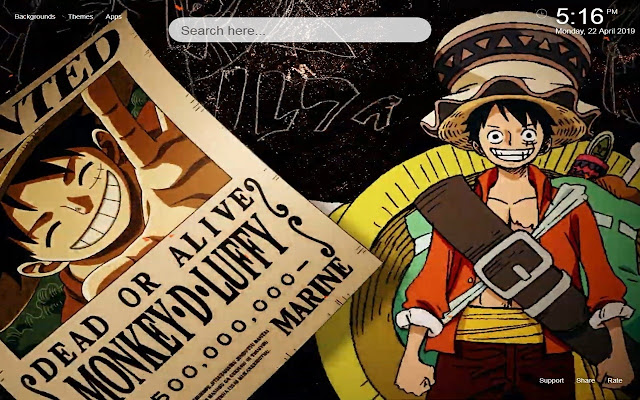 One Piece Stampede Hd Wallpapers Ficha