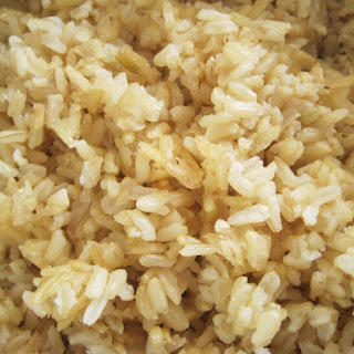 Easy and Basic. Baked Brown Rice