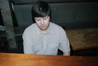 Photo: Aure kyrkje, november 2009?