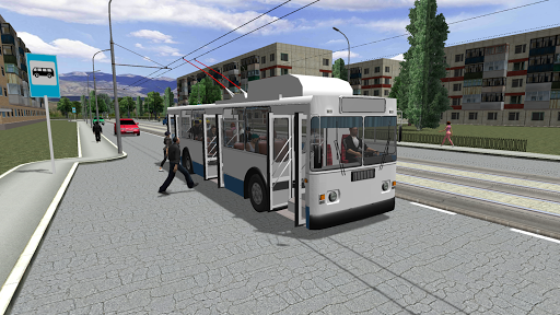 Trolleybus Simulator 2018 ss1