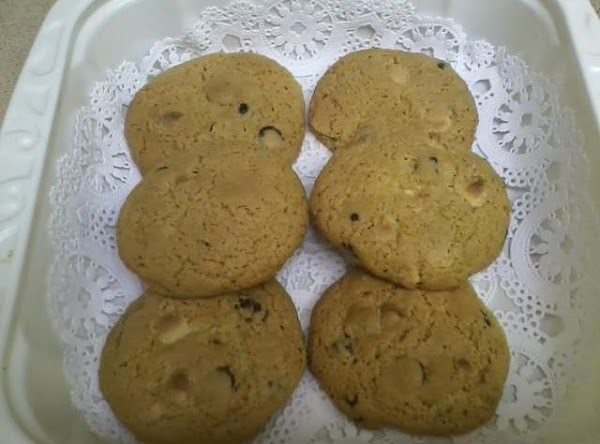 Delicious Double Chocolate Chip Cookies Recipe