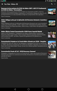 Makro CCOO- screenshot thumbnail