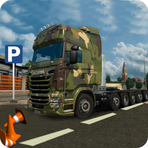 Army Truck Parking Simulator