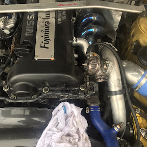 シルビア S15 S15SPEC Sのエンジンのカスタム事例画像 某紅苺さんの2018年12月30日07:55の投稿