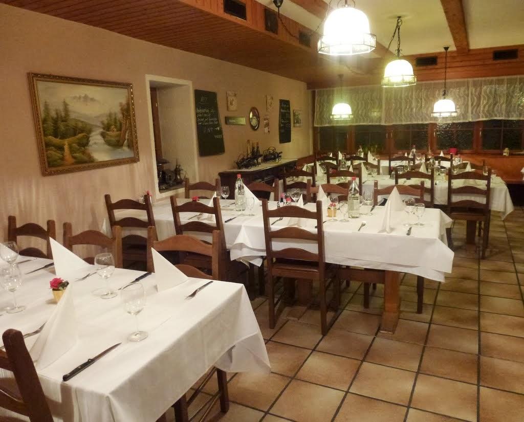 Photo: Für uns schön dekoriert im Restautrant