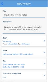 Sportunity - náhled