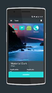 Material Dark CM13/CM12.1 v3.1