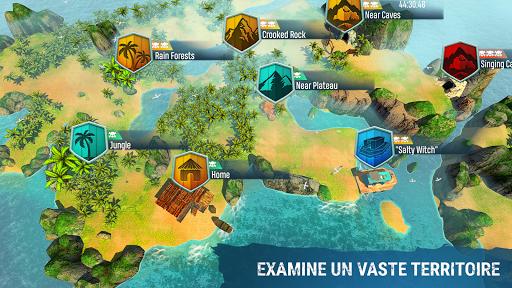 Code Triche Survivalist: invasion (survival rpg) apk mod screenshots 3