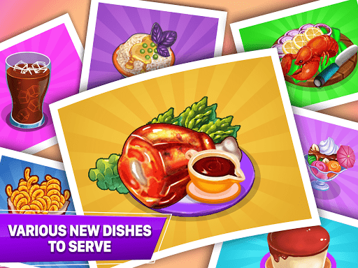 Cooking Crush - Madness Crazy Chef Cooking Games 2.2 de.gamequotes.net 2