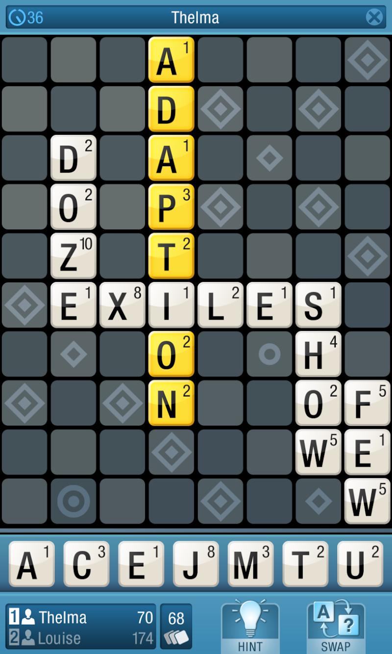 CrossCraze PRO - Classic Word Game Screenshot 5