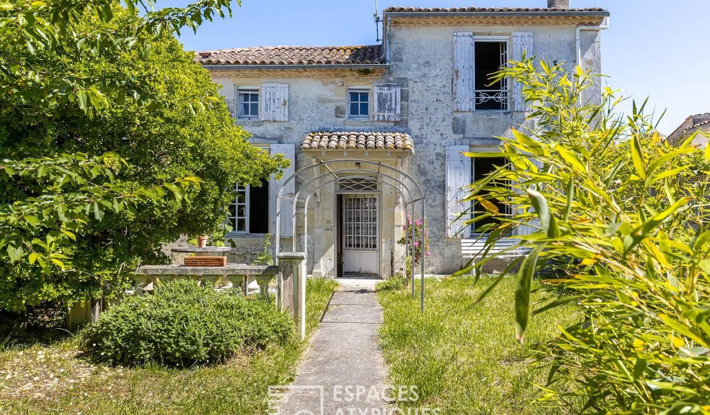 Maison Talmont-sur-Gironde