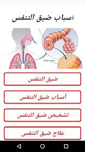 اسباب ضيق التنفس - náhled