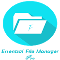 Essential File Manager - Pro Advanced icon