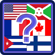 Guess Country Flags: 184 flags