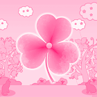 Cat Theme Pink GO Launcher icon