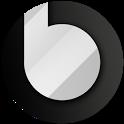 Blacker : Icon Pack icon