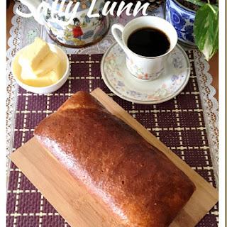 It Taste Like Brioche–Sally Lunn (莎莉露圓麵包).